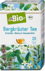 dmBio Bergkräuter Tee