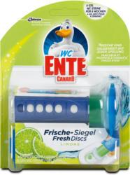 WC-Ente Frische-Siegel WC-Spüler Limone