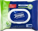 dm Tempo sanft & sensitiv feuchte Toilettentücher Aloe Vera