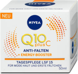 Nivea Q10plus C Anti-Falten Tagespflege LSF 15