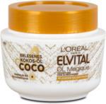 dm Elvital Öl Magique pflegende Balsam-Maske Coco