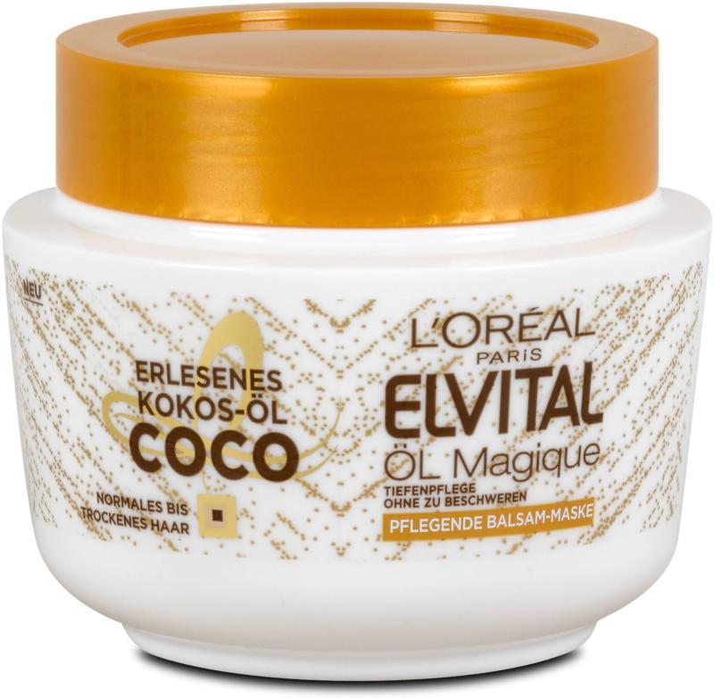 Elvital Öl Magique pflegende Balsam-Maske Coco