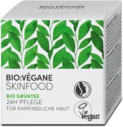 Bio:Végane Skinfood 24H Pflege Bio Grüntee