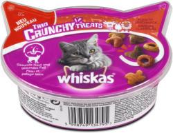 whiskas Trio Crunchy Treats Katzenfutter mit Fleischgeschmack