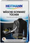 dm Heitmann Wäsche-Schwarz Tücher