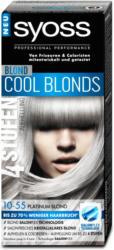 syoss Professional Cool Blonds - Nr. 10-55 Platinum Blond