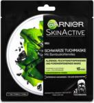dm Garnier SkinActive Schwarze Tuchmaske Alge