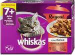 dm whiskas 7+ Jahre Ragout Katzenfutter Klassische Auswahl in Gelee