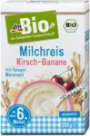 dm dmBio Milchreis Kirsch-Banane