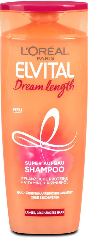 Elvital Dream Length Super Aufbau Shampoo