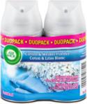 dm Air Wick Freshmatic Duopack Nachfüller Cotton & Weißer Flieder