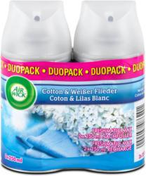 Air Wick Freshmatic Duopack Nachfüller Cotton & Weißer Flieder