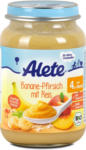 dm Alete Fruchtbrei Banane-Pfirsich mit Reis