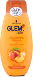 Glem vital 2in1 Shampoo & Balsam Pfirsichöl