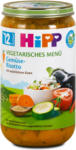 dm Hipp vegetarisches Menü Gemüse-Risotto