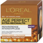 dm L'Oréal Paris Age Perfect Reparierende Intensivpflege Nacht