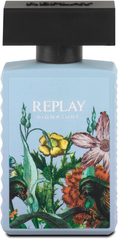 Replay Signature Secret Eau de Toilette, 30 ml