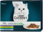 dm Gourmet Perle Katzenfutter Erlesene Streifen mit Gemüse