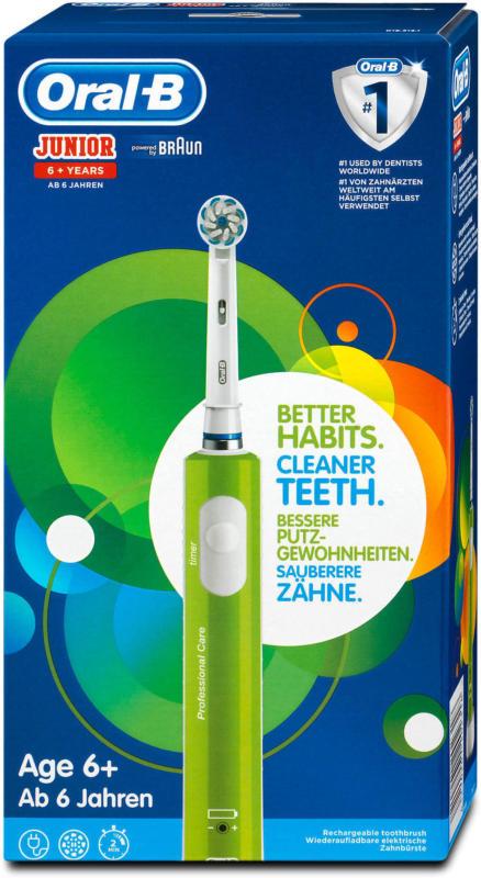 Oral-B elektrische Zahnbürste Junior