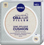 dm Nivea Hyaluron Cellular Filler 3in1 Pflege Cushion LSF 15 - Hell