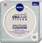 dm Nivea Hyaluron Cellular Filler 3in1 Pflege Cushion LSF 15 - Dunkel