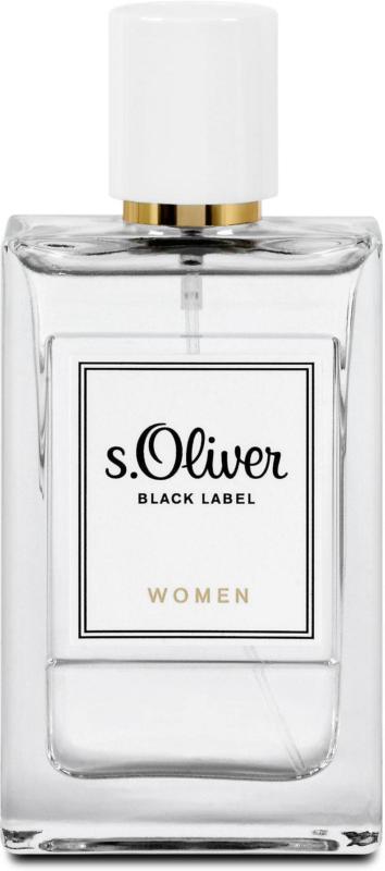 s.Oliver Black Label Women Eau de Toilette, 30 ml