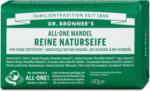dm Dr. Bronner's All-One Mandel Reine Naturseife sort.