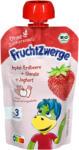 dm Danone Fruchtzwerge Apfel-Erdbeere + Gerste + Joghurt