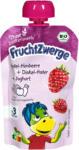 dm Danone Fruchtzwerge Apfel-Himbeere + Dinkel-Hafer + Joghurt