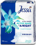 dm Jessa Ultra-Binde Active Shape Night Extra Lang mit Flügeln