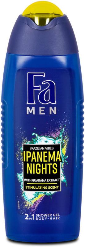 Fa Men 2in1 Duschgel Körper & Haar Ipanema Nights
