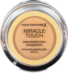 Max Factor Miracle Touch Skin Perfecting Foundation - Nr. 080 Bronze