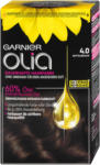 dm Garnier Olia dauerhafte Haarfarbe - Nr. 4.0 Mittelbraun
