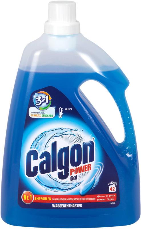 Calgon 3in1 Wasserenthärter Power Gel
