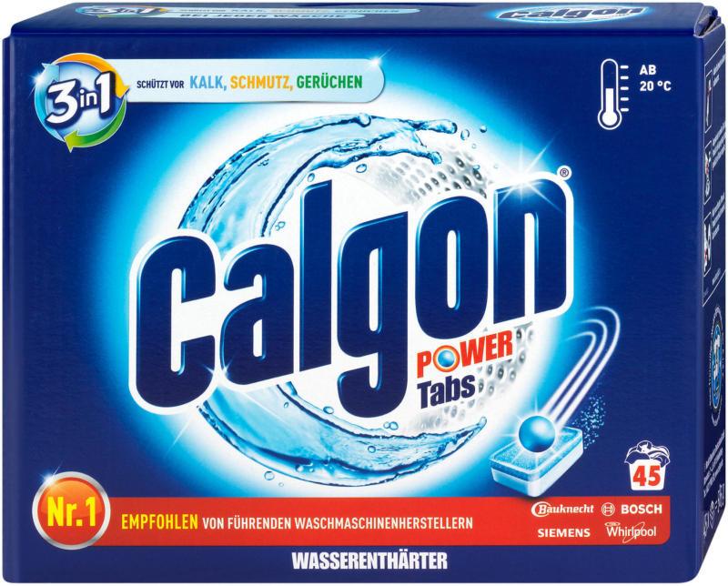 Calgon 3in1 Wasserenthärter Power Tabs
