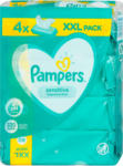 dm Pampers sensitive Feuchttücher