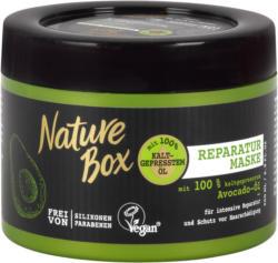 Nature Box Reparatur Maske mit kaltgepresstem Avocadoöl