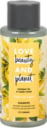 Love Beauty & Planet Shampoo hope & repair