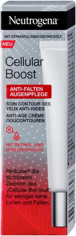 Neutrogena Cellular Boost Anti-Falten Augenpflege