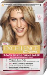 L'Oréal Paris Excellence Creme 3-Fach Pflege Creme Farbe - Nr. 8.1 Kühles Blond