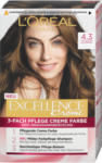 dm L'Oréal Paris Excellence Creme 3-Fach Pflege Creme Farbe - Nr. 4.3 Goldbraun