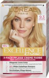 L'Oréal Paris Excellence Creme 3-Fach Pflege Creme Farbe - Nr. 9.3 Hellgoldblond