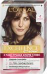 dm L'Oréal Paris Excellence Creme 3-Fach Pflege Creme Farbe - Nr. 4 Mittelbraun