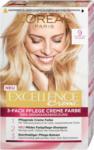 dm L'Oréal Paris Excellence Creme 3-Fach Pflege Creme Farbe - Nr. 9 Hellblond