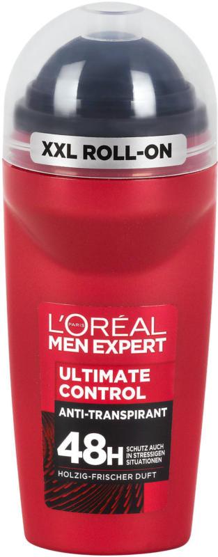 L'Oréal Men Expert Anti-Transpirant Deo Roll-On Ultimate Control