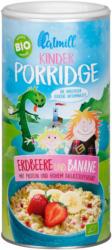 Oatmill Bio Kinder Porridge Erdbeere & Banane