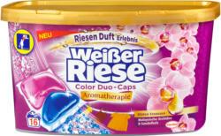Weißer Riese Waschmittel Color Duo-Caps Aromatherapie