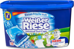 Weißer Riese Duo Caps Universal