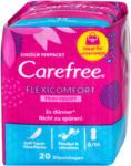 dm Carefree Flexicomfort Slipeinlagen mit Frischeduft