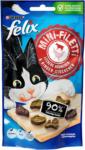 dm felix Mini-Filetti Katzensnack mit Huhn & Rind